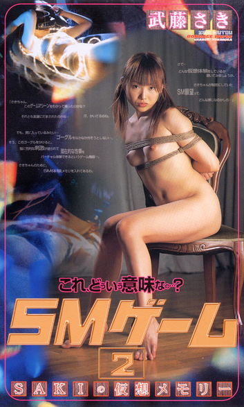 SMゲーム2 SAKIの仮想メモリー 武藤さき