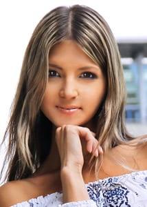 ジーナ from ロシア