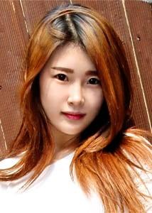 ヒョンア from 韓国