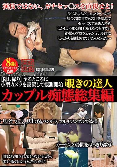 覗きの達人 カップル痴態総集編