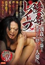 凌辱レイプ 強姦魔に襲われ無理やり犯された人妻たち