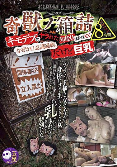 キモ男ヲタ復讐動画 奇獣ノ箱詰 -キモデブにヤラれた知能0、またはXX、なぜか自意識過剰、だけど巨乳- 8時間